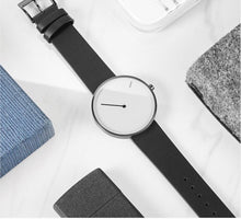 The Vanguard | Minimalist Steel Watch, , Gifts for Designers, Clean minimal gifts for designers and creatives, gift, design, designer - Gifts for Designers, Gifts for Architects