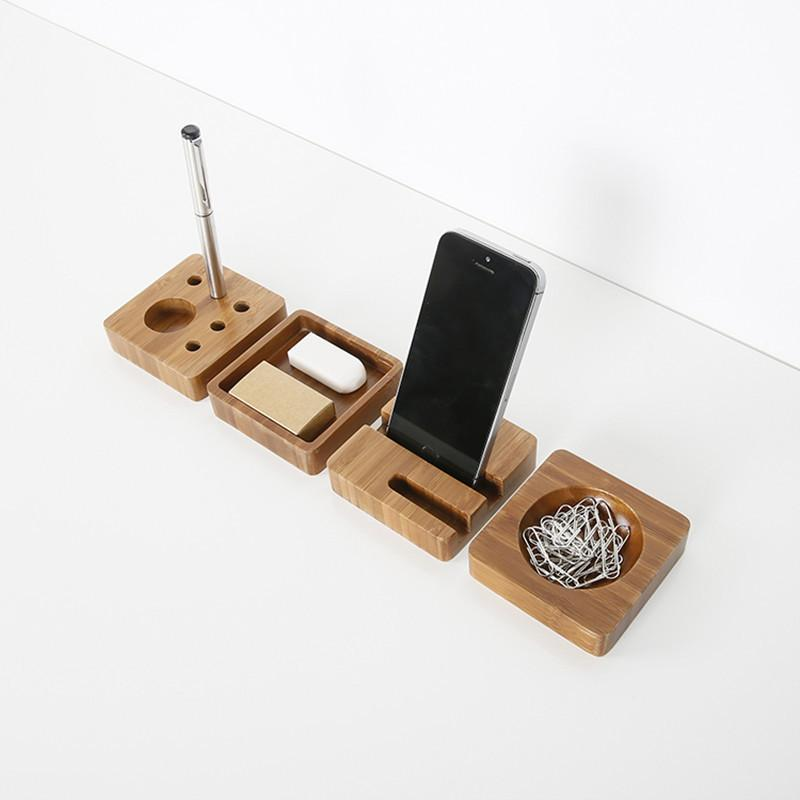 Superbe ... Bamboo Office Desk Organizer, , Gifts For Designers, Clean Minimal  Gifts For Designers And ...