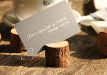 Simple Nature Tree Stump Card Holder, , Gifts for Designers, Clean minimal gifts for designers and creatives, gift, design, designer - Gifts for Designers, Gifts for Architects
