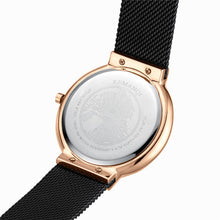 Ultra Thin Nordic Style Watch