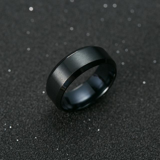 The Titanium Black - Free for a Limited time, Ring, Gifts for Designers, Clean minimal gifts for designers and creatives, gift, design, designer - Gifts for Designers, Gifts for Architects