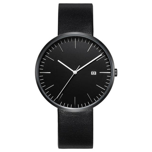 Minimalist Stainless Steel Watch, , Gifts for Designers, Clean minimal gifts for designers and creatives, gift, design, designer - Gifts for Designers, Gifts for Architects