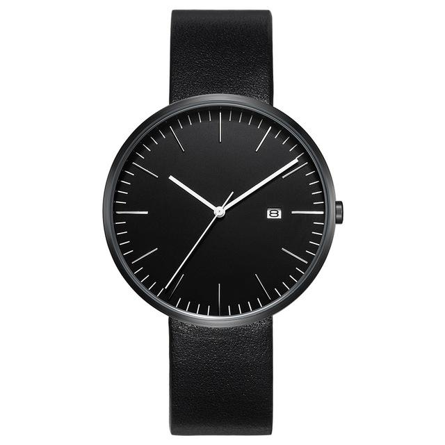Minimalist Stainless Steel Watch