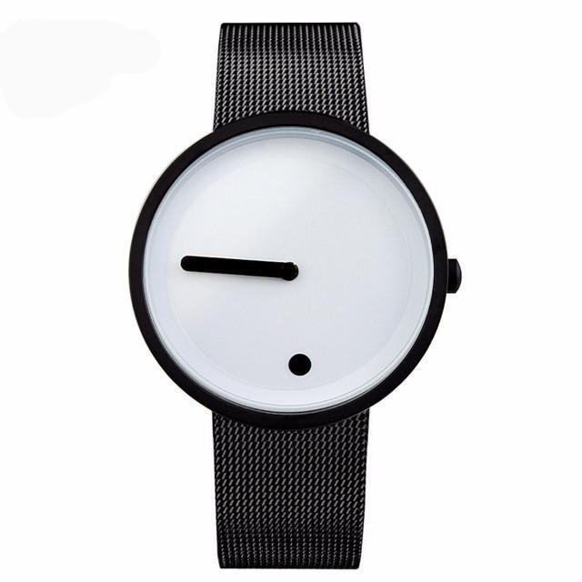 Stainless Steel Minimal Watch, watch, Gifts for Designers, Clean minimal gifts for designers and creatives, gift, design, designer - Gifts for Designers, Gifts for Architects