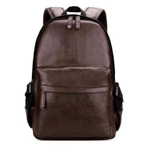 Classic Leather Backpack, , Gifts for Designers, Clean minimal gifts for designers and creatives, gift, design, designer - Gifts for Designers, Gifts for Architects