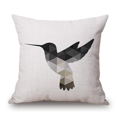 Nordic Geometric Animal Cushion Covers, , Gifts for Designers, Clean minimal gifts for designers and creatives, gift, design, designer - Gifts for Designers, Gifts for Architects