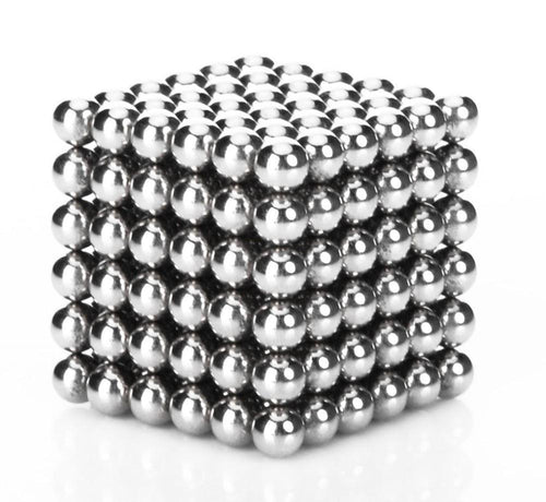 Magnetic Balls Cube Toy 3mm 216pcs, , Clean minimal gifts for designers and creatives, gift, design, designer - Gifts for Designers, 100+ Awesome Holiday Gifts for Designers