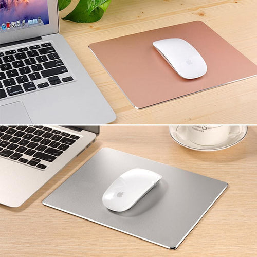 CNC Aluminum Alloy Mouse Pad, , Gifts for Designers, Clean minimal gifts for designers and creatives, gift, design, designer - Gifts for Designers, Gifts for Architects