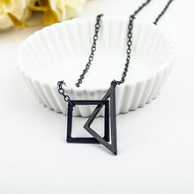 Asymmetrical Polygon Statement Pendant, , Gifts for Designers, Clean minimal gifts for designers and creatives, gift, design, designer - Gifts for Designers, Gifts for Architects