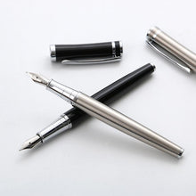 Full Metal Fountain Pen, , Gifts for Designers, Clean minimal gifts for designers and creatives, gift, design, designer - Gifts for Designers, Gifts for Architects