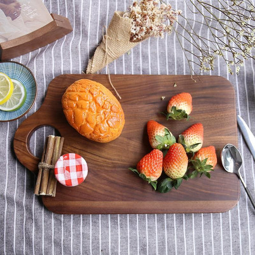 Natural Wood Cutting Board, , Clean minimal gifts for designers and creatives, gift, design, designer - Gifts for Designers