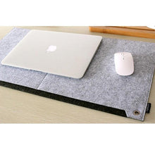Large Felt Desk Mat and Mouse Pad, , Gifts for Designers, Clean minimal gifts for designers and creatives, gift, design, designer - Gifts for Designers, Gifts for Architects