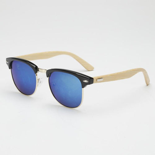 5 Colors Men Retro Sunglasses Wooden, , Clean minimal gifts for designers and creatives, gift, design, designer - Gifts for Designers, 100+ Awesome Holiday Gifts for Designers