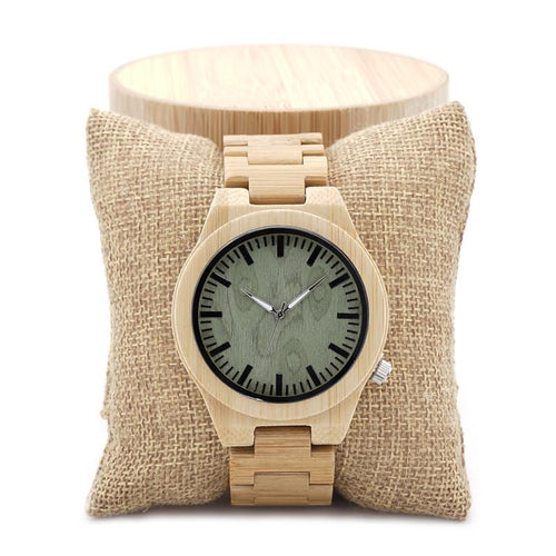 BOBO BIRD Nature Bamboo Watch, , Clean minimal gifts for designers and creatives, gift, design, designer - Gifts for Designers, 100+ Awesome Holiday Gifts for Designers