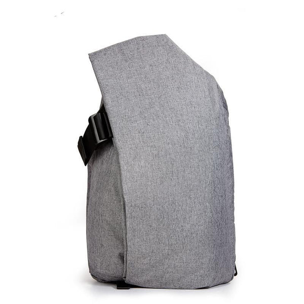 Modern Fold-Over Backpack, , Gifts for Designers, Clean minimal gifts for designers and creatives, gift, design, designer - Gifts for Designers, Gifts for Architects