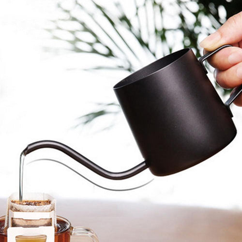 350ML/250ML Stainless steel Long Mouth Teapot, , Gifts for Designers, Clean minimal gifts for designers and creatives, gift, design, designer - Gifts for Designers, Gifts for Architects