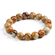 Tiger Eye Lava Crystal Beaded Bracelet, , Gifts for Designers, Clean minimal gifts for designers and creatives, gift, design, designer - Gifts for Designers, Gifts for Architects