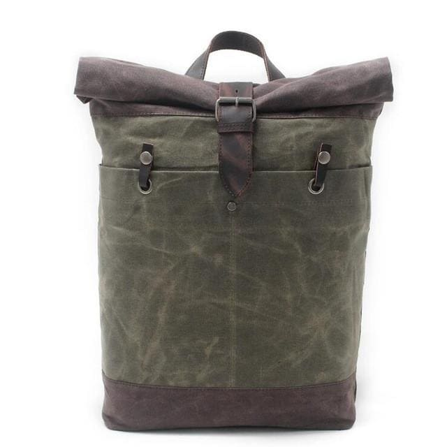 Waterproof Canvas Backpack – Gifts for Designers 18d23ca4ba287