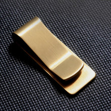 Handmade Brass Clip, , Gifts for Designers, Clean minimal gifts for designers and creatives, gift, design, designer - Gifts for Designers, Gifts for Architects