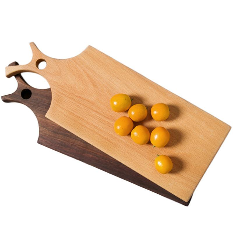 High End Kitchen Wooden Cutting Board Chopping Block
