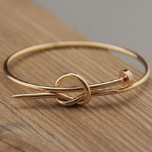 Copper casting nail bracelet, , Gifts for Designers, Clean minimal gifts for designers and creatives, gift, design, designer - Gifts for Designers, Gifts for Architects