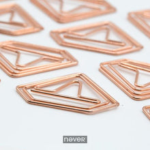 Rose Gold Edition Paper Clips, , Gifts for Designers, Clean minimal gifts for designers and creatives, gift, design, designer - Gifts for Designers, Gifts for Architects