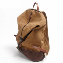 Canvas Travel Backpack, , Gifts for Designers, Clean minimal gifts for designers and creatives, gift, design, designer - Gifts for Designers, Gifts for Architects
