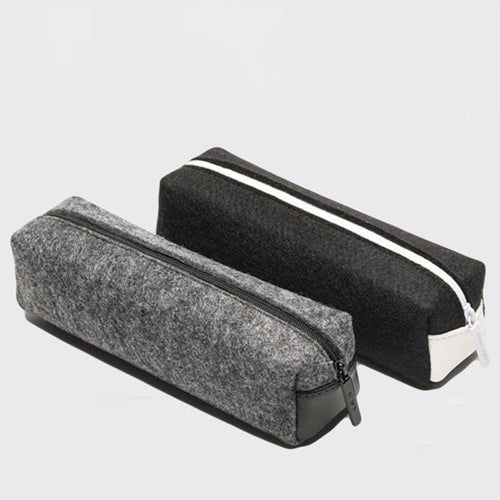 wool felt pencil/pen case, , Clean minimal gifts for designers and creatives, gift, design, designer - Gifts for Designers