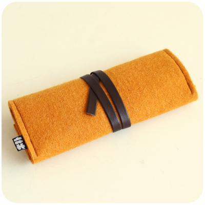 Felt Pencil Wraps and Cases - Multiple Colors, , Gifts for Designers, Clean minimal gifts for designers and creatives, gift, design, designer - Gifts for Designers, Gifts for Architects