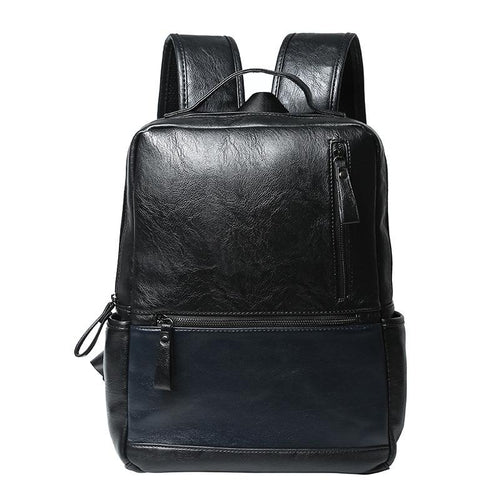 Leather Travel Laptop Backpack, , Gifts for Designers, Clean minimal gifts for designers and creatives, gift, design, designer - Gifts for Designers, Gifts for Architects