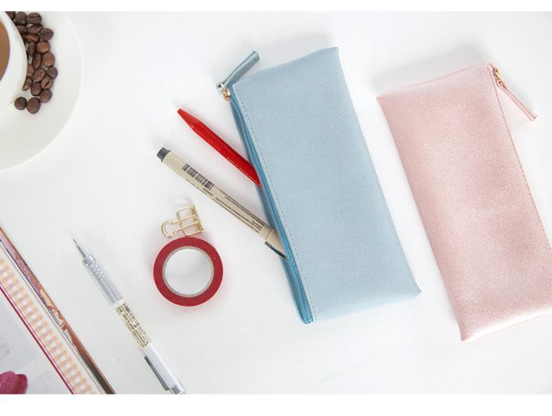 Pastel Pencil Case, , Gifts for Designers, Clean minimal gifts for designers and creatives, gift, design, designer - Gifts for Designers, Gifts for Architects