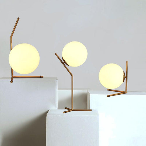 Bauhaus Style Table Lamps, , Gifts for Designers, Clean minimal gifts for designers and creatives, gift, design, designer - Gifts for Designers, Gifts for Architects