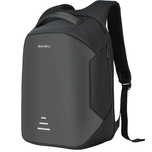 Antitheft Computer Backpack, , Clean minimal gifts for designers and creatives, gift, design, designer - Gifts for Designers, 100+ Awesome Holiday Gifts for Designers