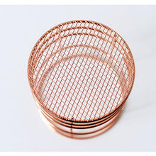 Rose Gold Color Stainless Steel Storage Box and Office Desk Organizer, , Gifts for Designers, Clean minimal gifts for designers and creatives, gift, design, designer - Gifts for Designers, Gifts for Architects
