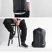 Minimal Street-style Anti-Theft Backpack, , Gifts for Designers, Clean minimal gifts for designers and creatives, gift, design, designer - Gifts for Designers, Gifts for Architects