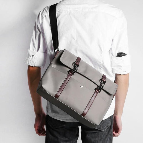 Urban Canvas Messenger Bag