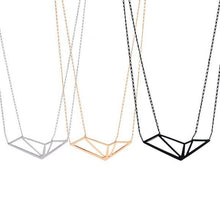 Large Abstract Polygon Pendant, , Gifts for Designers, Clean minimal gifts for designers and creatives, gift, design, designer - Gifts for Designers, Gifts for Architects