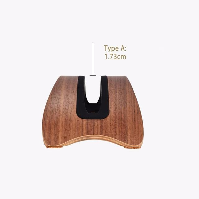 Natural Wood Lightweight Wooden Laptop Stand Holder, , Gifts for Designers, Clean minimal gifts for designers and creatives, gift, design, designer - Gifts for Designers, Gifts for Architects