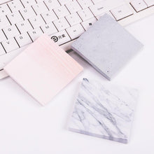 Marble and Cement Colored Sticky Notes, , Gifts for Designers, Clean minimal gifts for designers and creatives, gift, design, designer - Gifts for Designers, Gifts for Architects