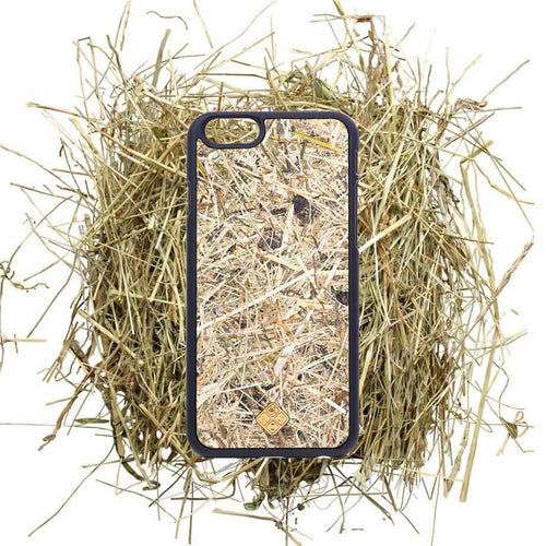 Aromatic Alpine Hay Phone Case - Made with Real Organic Handpicked Materials, , Gifts for Designers, Clean minimal gifts for designers and creatives, gift, design, designer - Gifts for Designers, Gifts for Architects