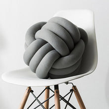 Handmade Knot Ball Pillow, , Gifts for Designers, Clean minimal gifts for designers and creatives, gift, design, designer - Gifts for Designers, Gifts for Architects