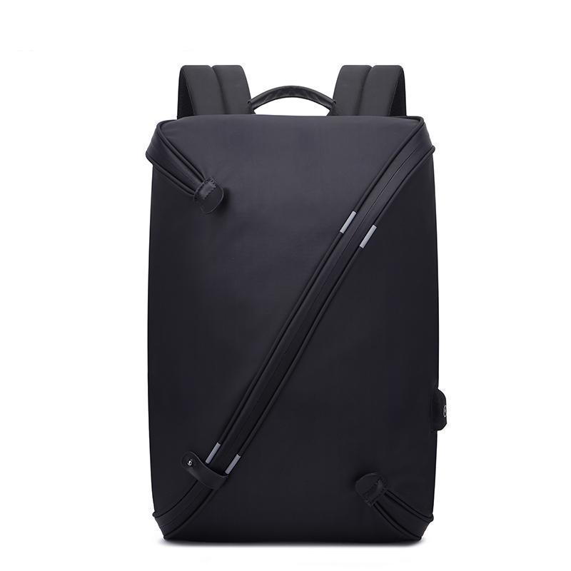 Tokyo Streets - A Waterproof, USB Charging, Anti Theft 15.6 Inches Backpack
