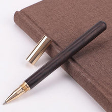 Wooden Brass Ballpoint Pen
