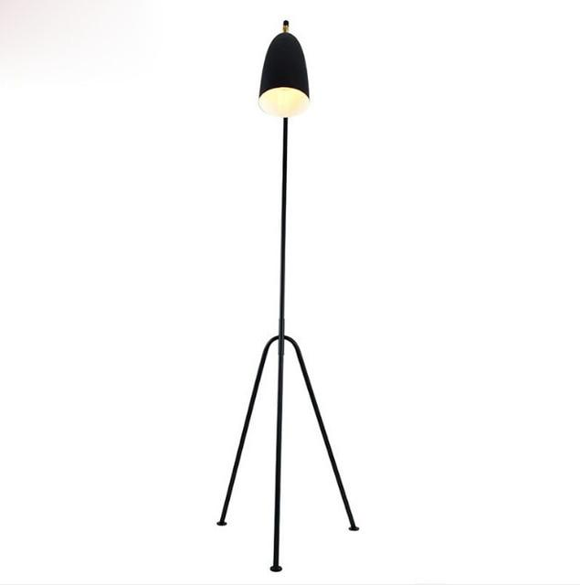 Modern Minimalist Industrial Floor Lamp, , Gifts for Designers, Clean minimal gifts for designers and creatives, gift, design, designer - Gifts for Designers, Gifts for Architects