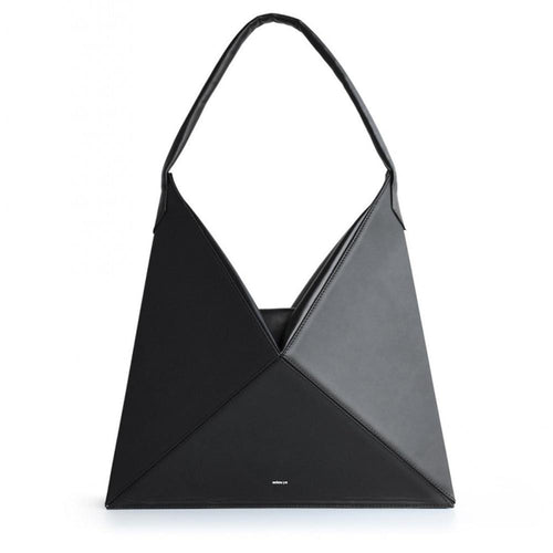 Minimalist Origami Inspired Shoulder Bag | Minimalist Origami Tote Bag, , Gifts for Designers, Clean minimal gifts for designers and creatives, gift, design, designer - Gifts for Designers, Gifts for Architects
