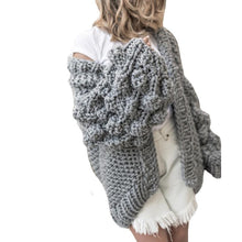 Super Chunky Knit Cardigan | Chunky Knit Sweater, , Gifts for Designers, Clean minimal gifts for designers and creatives, gift, design, designer - Gifts for Designers, Gifts for Architects