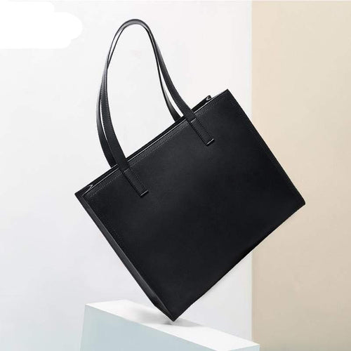Minimalist Large Capacity Modern Tote Bag, , Gifts for Designers, Clean minimal gifts for designers and creatives, gift, design, designer - Gifts for Designers, Gifts for Architects