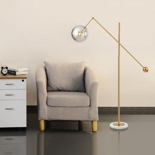 NORWEGIAN FLOOR LAMP