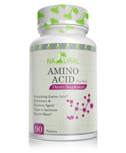 Amino Acids for Her - 2200 mg
