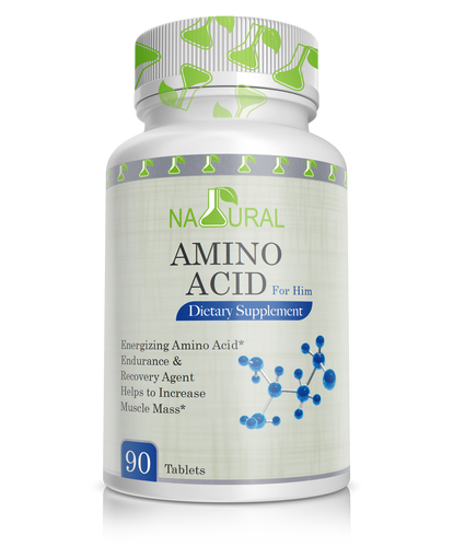 Amino Acid for Him - 2200 mg